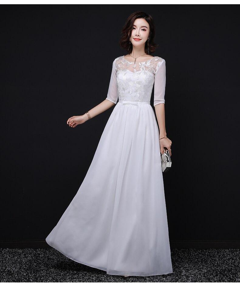 Burgundy Bridesmaid Dresses Plus Size Elegat Maid Of Honor Dresses For Weddings White Long Chiffon Vestido Azul Marino Sexy Prom