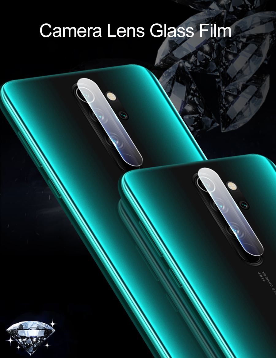 He6e8bc74e3ea46a283ac89951c675073B - Camera Protector Glass For Xiaomi Redmi Note 8 7 K20 Pro Tempered Glass & Metal Rear Protective Ring For Redmi Note 8 Full Case