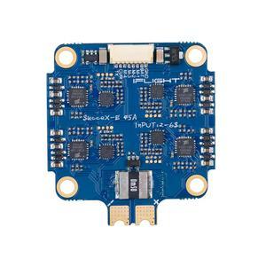 Image 3 - Iflight succex e f4 f405 controlador de voo osd & 45a blheli_s 2 6s 4 em 1 pilha sem escova 30.5x30.5mm do esc para o quadro do zangão de rc