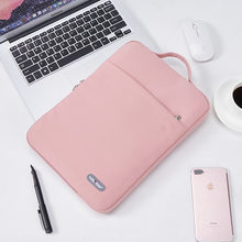 Laptop Sleeve Case 13 14 15.6 Inch For HP DELL Notebook bag Carrying Bag Macbook Air Pro 13.3 Shockproof Case for Men Women