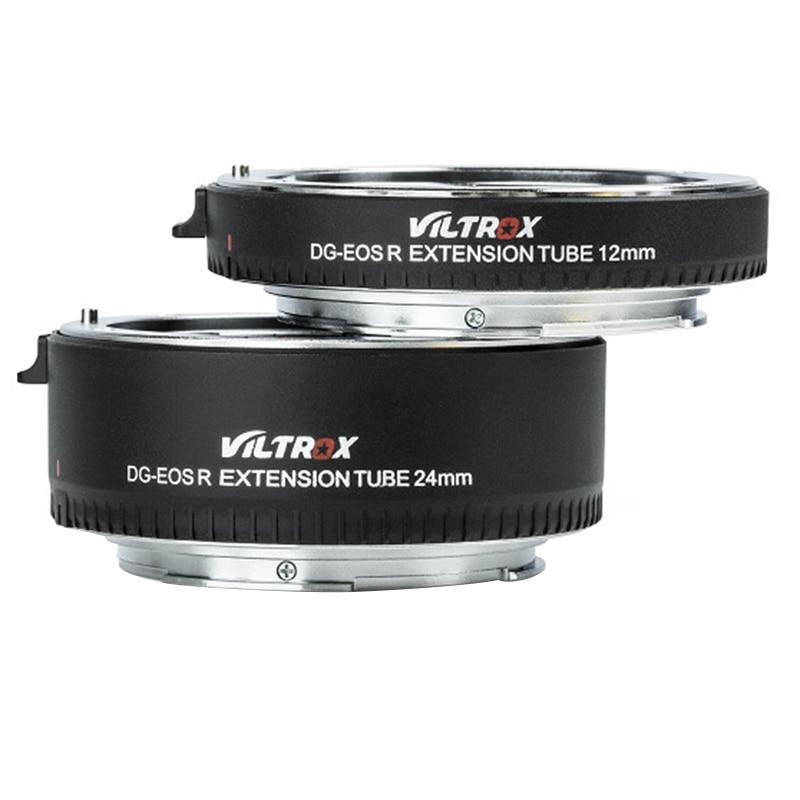58mm Macro Lente Adaptador Anillo Inversa para Canon EOS R RP Marco Completo Sin Espejo