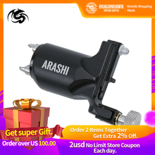 Newest Tattoo Machine  Permanent Make Up Alloy Rotary Guns Tools for Artist