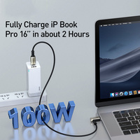 Baseus PD 100W USB C to USB Type C Cable for MacBook iPad Pro Fast Charge Quick Charge 4.0 Type C 3.1 HDMI-compatible Cable