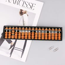 Calculator Mathematics-Beginners Counting-Tool Chinese 1-Pc 17-Digit-Rods Standard-Abacus-Soroban