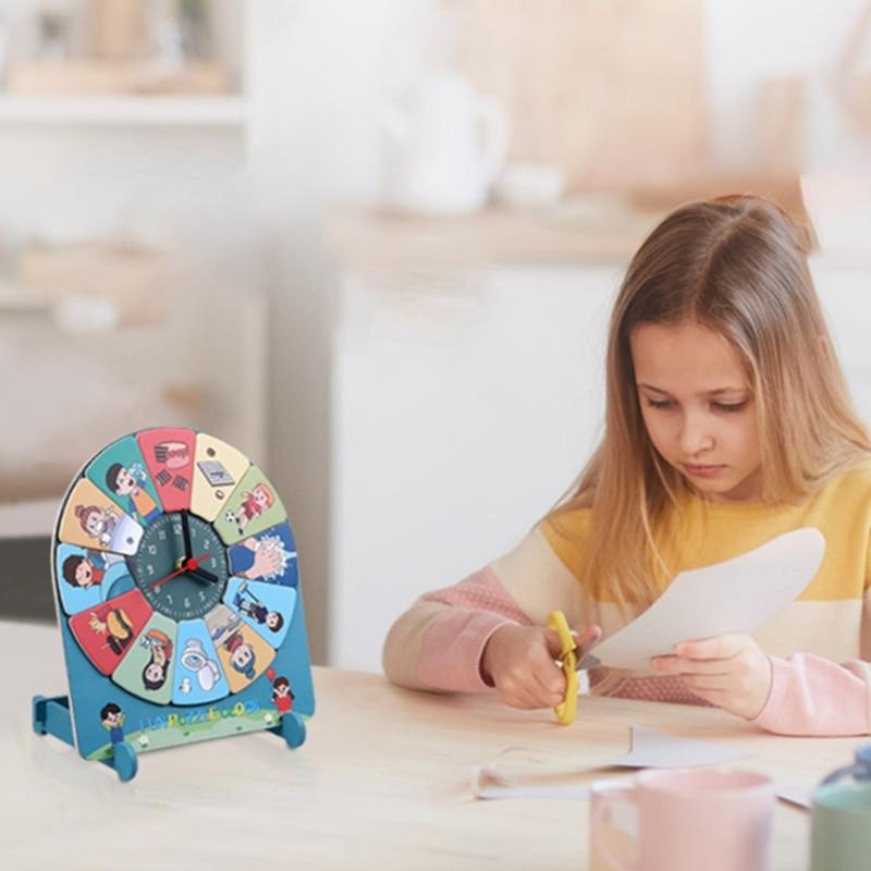 dropshipping brinquedo educacional presente magnetico de madeira 04