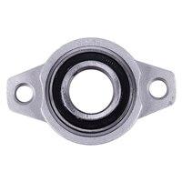 KFL005 CNC self aligning pillow flange block bearing 25mm shaft|Bearings| |  -