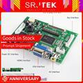 Srjtek LCD TTL LVDS Controller Board HDMI VGA 2AV 50PIN für AT070TN90 92 94 AT090TN10 7300101463 VS TY2662 V1 Fahrer Bord-in Tablett-LCDs und -Paneele aus Computer und Büro bei
