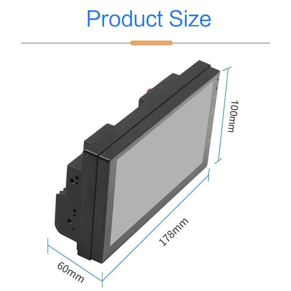 アンドロイド 8.1 2 喧騒車のラジオ Bluetooth Mp5 プレーヤーカーマルチメディアプレーヤー 2din Autoradio サポートリアビューカメラ