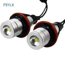 цена на Free shipping Led Marker Led angel eyes 5W  for E39/E53/E60/E63/E64/E65/E66/E67 super birghtness