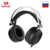 Redragon SCYLLA H901 Gaming Headset Gamer For PC PS4 Switch Phone Surround Pro Wired Computer Stereo Headsets With Microphone