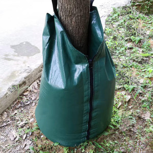 КАПЕЛЬНАЯ сумка для орошения сада, для предотвращения засухой, с капельным мешком для полива растений, мешок для дерева, большая емкость 20 г...
