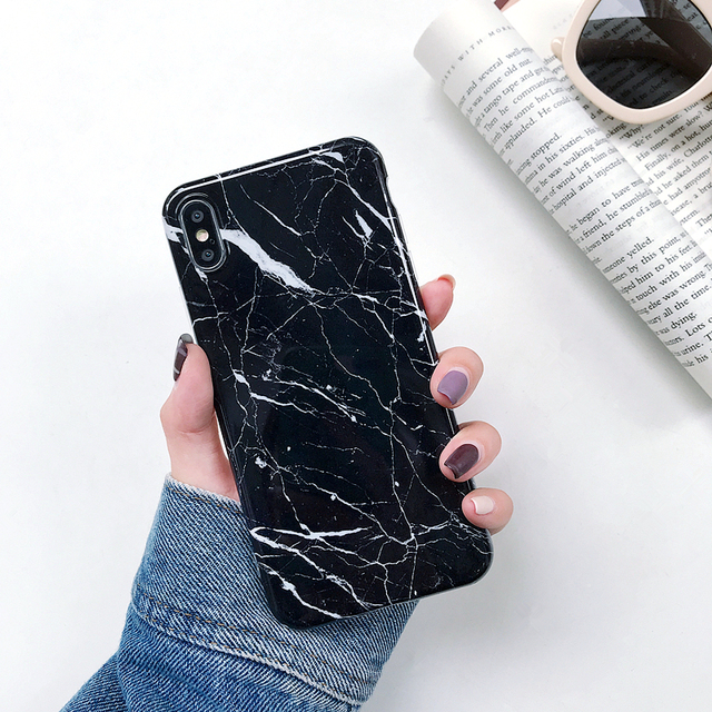 Marble X Case for iPhone SE (2020) 5