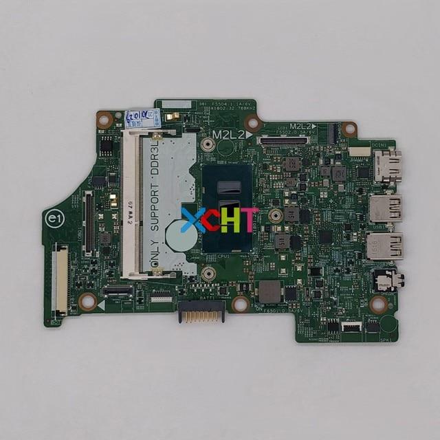 ديل انسبايرون 13 7353 7359 7568 15 CN 0KN06J 0KN06J KN06J i3 6100U 2.3 جيجا هرتز DDR3L اللوحة المحمول اللوحة اختبارها