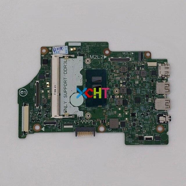 עבור Dell Inspiron 13 7353 7359 15 7568 CN 0KN06J 0KN06J KN06J i3 6100U 2.3 ghz DDR3L מחשב נייד האם Mainboard נבדק
