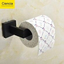 304 дыропробивная подставка для полотенец из нержавеющей стали Подставка для конусов zhi jin zuo ванная комната seamless наклейки установка бумажное полотенце Han