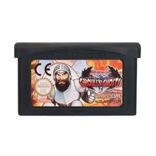 Nintendo GBA 비디오 게임 카트리지 콘솔 카드 Super Ghouls n Ghosts 영어 버전 EU 버전