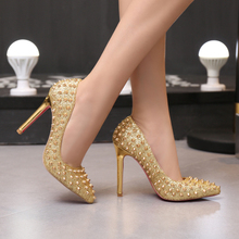 цена New Brand Platform Shoes Woman Peep Toe 12CM Pumps Sexy Nude Women Shoes High Heels Fashion Wedding Bridal Shoes в интернет-магазинах