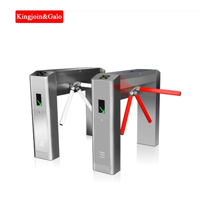 Охранный мостовой двигатель считыватель штрих кодов турникета/прямая сделка система контроля доступа для жилого входа