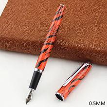 Высококачественная перьевая ручка iraurita полностью Металлическая