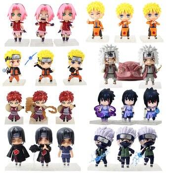 Naruto Shippuden Uchiha Madara Konan Kakashi Sasuke Sakura 1 7 Pvc Anime Action Figure Collection Model Toys For Kids Children Buy At The Price Of 11 98 In Aliexpress Com Imall Com