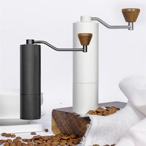 Image 4 - Timemore di Castagno SOTTILE di Alta qualità Manuale macinino Da Caffè 45 MILLIMETRI di Alluminio Caffè miller 20g Mini Macchine Da Caffè di fresatura macchina