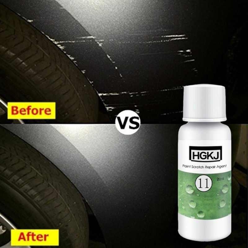 Universal Car Paint Scratch Repair Agent สำหรับ Volvo Ford โฟกัส VW JETTA MK6 กอล์ฟ 5 6 7 Skoda Fabia Cruze hyundai Solaris