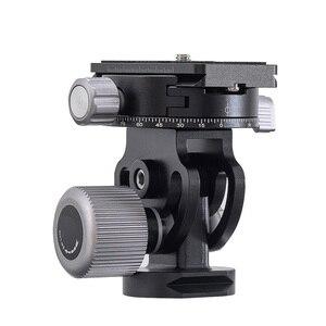 Image 3 - อลูมิเนียม 360 องศาขาตั้งกล้องถ่ายภาพพาโนรามาดูนกพร้อมQuick Releaseแผ่นสำหรับSirui L10 RRS MH 02