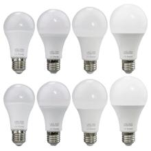 E27 светодиодный лампы 220-240 V, 12 Вт, 15 Вт, 18 Вт, 20 Вт, энергосберегающий светильник Освещение в помещении 2700-7000K низкая Мощность потребление лампы