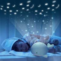 Beiens ночной Светильник s для детей Звезда проектор звездного неба игрушка, автомобильное кресло, музыкальный мобиль светильник зарядка чере...