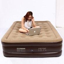 3 слоя High-end Портативный складной двуспальная кровать татами многофункциональная кровать для ленивых Спальня мебель мягкая кровать современные надувные кровати