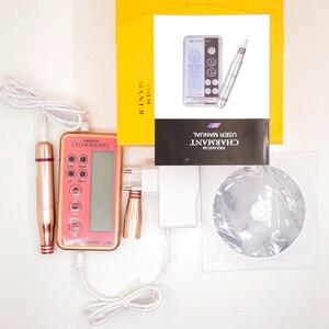 Image 5 - Melhor venda charmant 2 máquina de maquiagem permanente para sobrancelha tatuagem lábios delineador microblading mts caneta conjunto olho maquiagem ferramenta