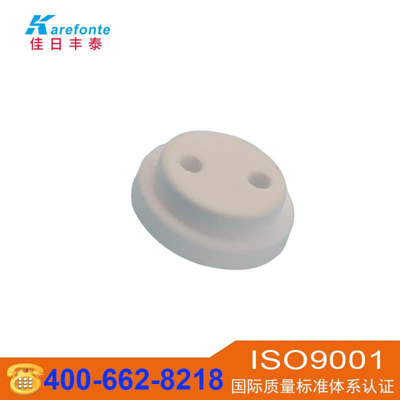 Tahan Suhu Tinggi Aluminium Dioksidasi Tabung Keramik Zirkonia Keramik Pipa Berulir Setiap Keramik Presisi Batang Pengolahan Cu