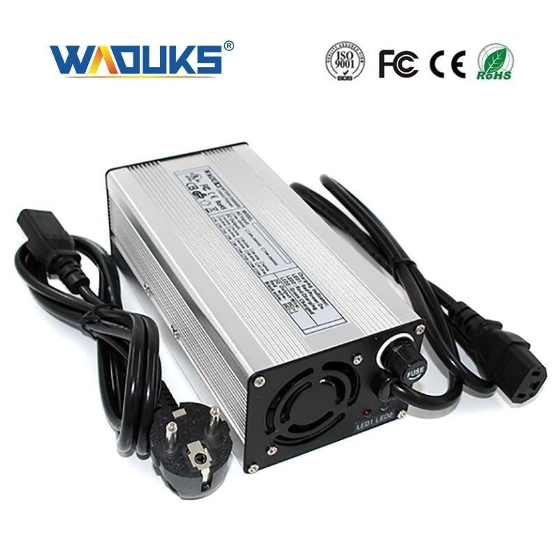 67,2 V 5A Li Ion Batterie Ladegerät Für 16S 60V Lipo/LiMn2O4/LiCoO2 Akku Ebike E  bike Auto Stop Smart Werkzeuge-in Ladegeräte aus Verbraucherelektronik bei AliExpress - 11.11_Doppel-11Tag der Singles 1