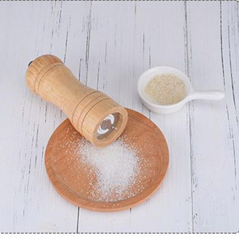 Купить мельницы для соли и перца мельница из твердой древесины с сильной