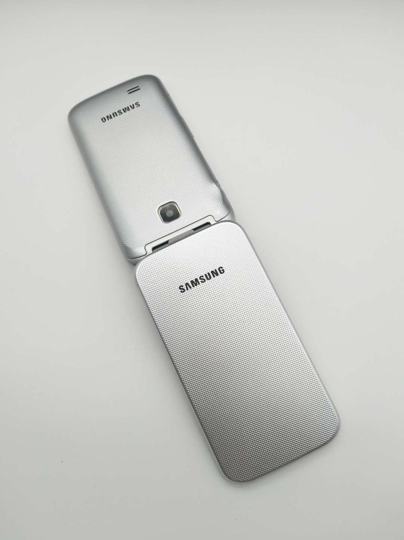 100% teléfono móvil Original desbloqueado SAMSUNG C3520 teclado Inglés ruso y un año de garantía envío gratis - 5