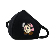 Game anime Kirby masks Mouth Face Mask Dustproof Breathable Protective Cover Masks Reusable Respiratory Care mask