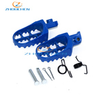 Blue Aluminum Foot P...