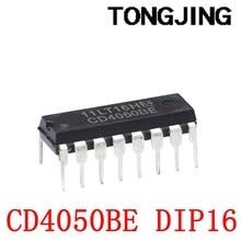 Cd4050 cd4050be dip16 hexa fase buffer/conversor (5 pces)