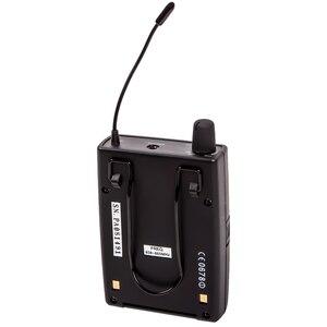 Image 4 - Pasgao PR90 סטריאו באוזן צג מערכת אלחוטי צג מערכת קל משקל וקטן גודל 655 679MHZ