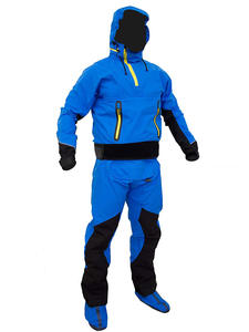 Dry-Suit Kayaking Whitewater Fishing for Expanding Boating Keep-Dry Warm Rain Hooded