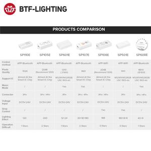 Image 2 - WS2812B Led רצועת אור בקר Bluetooth SP105E SP110E Wifi SP108E SP501E מוסיקה SP107E SP601E WS2811 SK6812 אורות DC5V 24V