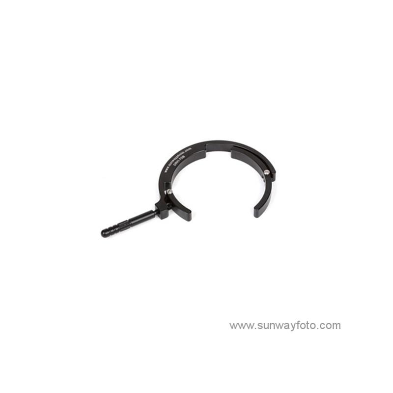 SUNWAYFOTO DRH-70 поддержка штатива быстросъемная пластина для телеобъектива поддержка фокусировочной Ручки поддержка объектива для DSLR
