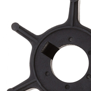 Image 4 - Marine Water Pump Impeller Boat Engine Impeller 6 Blade For Yamaha 4/5HP 2/4 Stroke Outboard Motor Etc Boat Accessories Marine