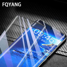 FQYANG 2PCS Full Tempered Glass For Samsung M10 M20 M30 M40 S10 S10plus Premium Protective Film Note 10 plus Note10
