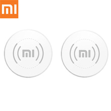Original Xiaomi Smart Home Touch Sensor Scene Music Relay All around Projection Screen Touch Connect Networking for Mijia App