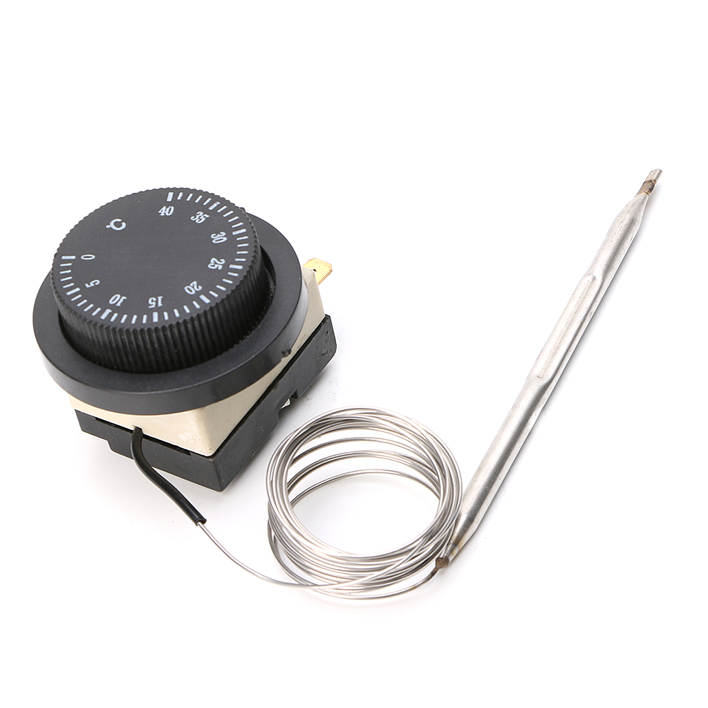 0-40 Temperature Control Switch Capillary Thermostat Automatic Sensored  Switch