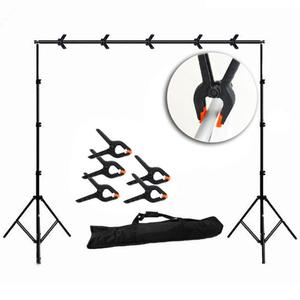 Image 3 - 10Pcs Photo Studio Light Photography Background Clips Backdrop Clamps Peg for clipping paper, canvas,backdrops