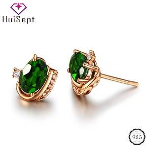 HuiSept Classic Women Earrings 925 Silve
