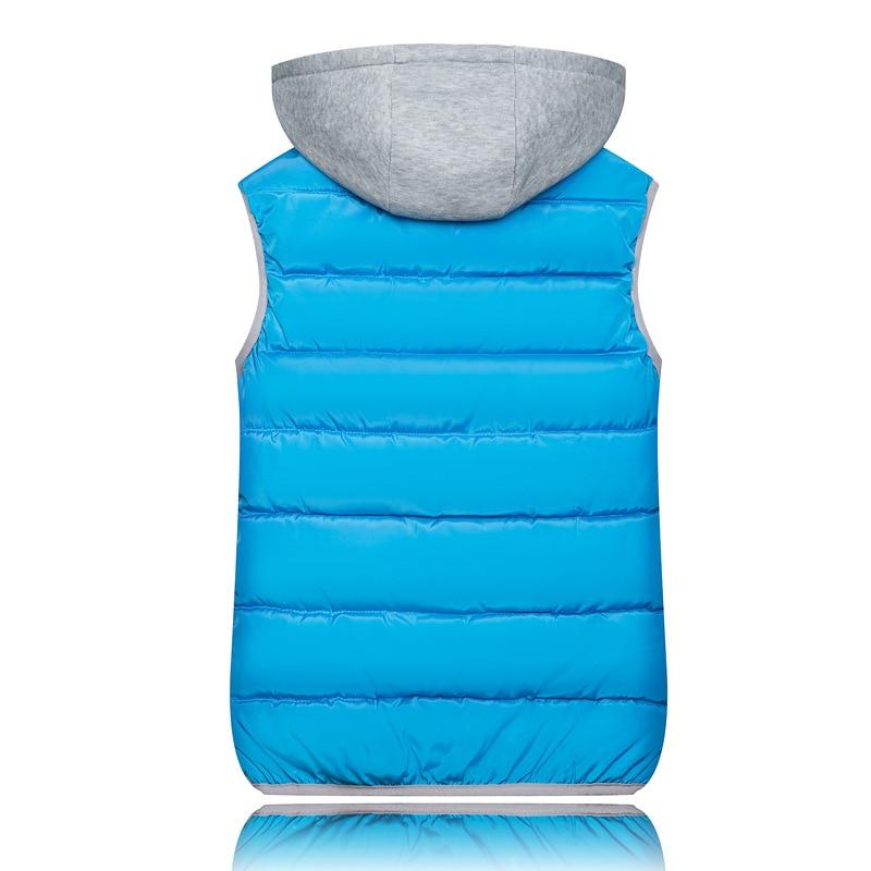 He6f288f93a854b4986a541b3be58b4e4L 2019 Winter Coat Women Hooded Warm Vest Plus Size Candy Color Cotton Jacket Female Women Wadded Feminina chalecos