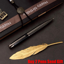 Free Shipping Hot Selling Sonnet Luxury Business Ballpoint Pen Good Quality Metal Signature Pen Buy 2 Pens Send Gift цена
